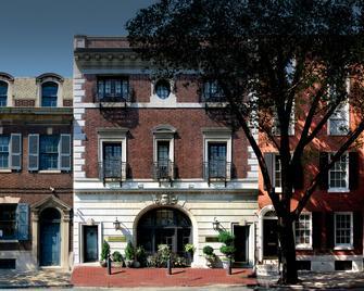 1715 on Rittenhouse A Boutique Hotel - Philadelphia - Building