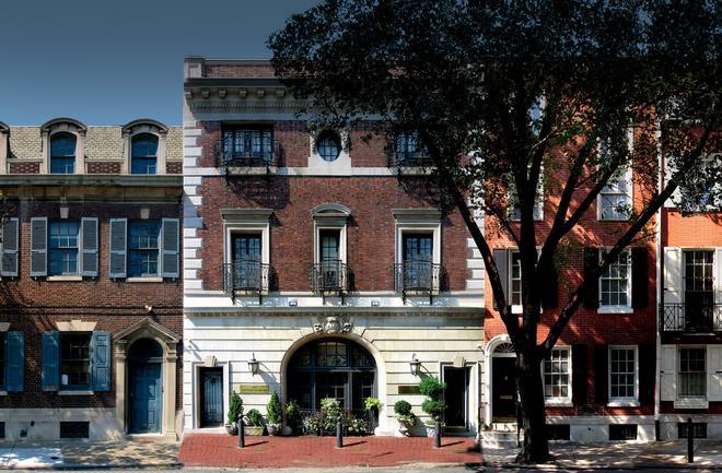 Rittenhouse 1715 - A Boutique Hotel - Philadelphia - Building