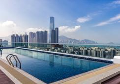 Hilton Garden Inn Hong Kong Mongkok - Hongkong - Uima-allas
