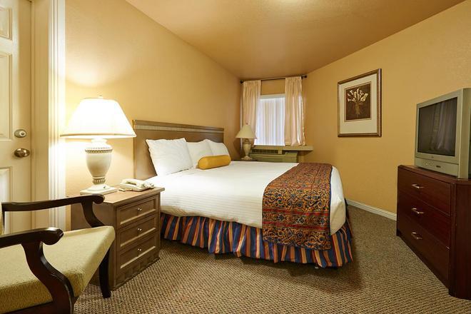 麗塔套房酒店 - 拉斯維加斯 - 拉斯維加斯 - 臥室