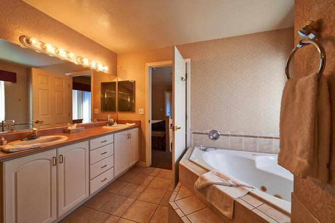 麗塔套房酒店 - 拉斯維加斯 - 拉斯維加斯 - 浴室