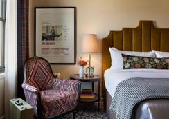 杜蘭特酒店 - 柏克萊 - 柏克萊 - 臥室