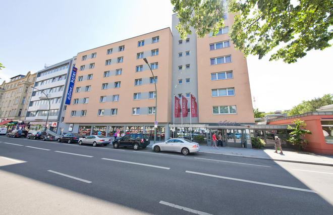 Novum Hotel Aldea Berlin Centrum - Berlin - Gebäude