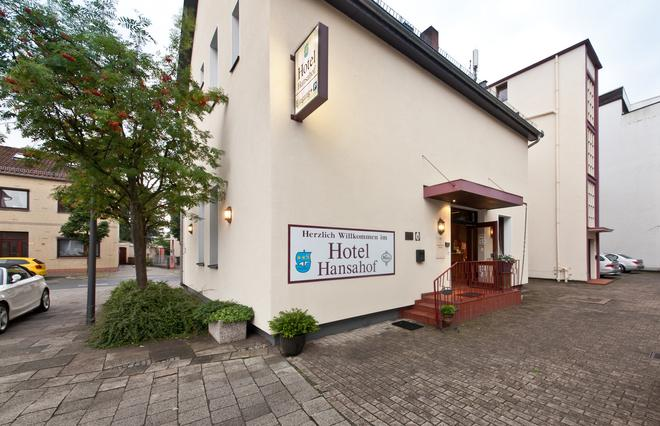 Signature Hotel Hansahof Bremen - Bremen - Building