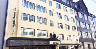 Novum Hotel Flora Düsseldorf - Düsseldorf - Gebouw