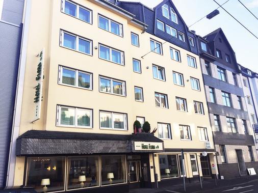 Novum Hotel Flora Düsseldorf - Düsseldorf - Building