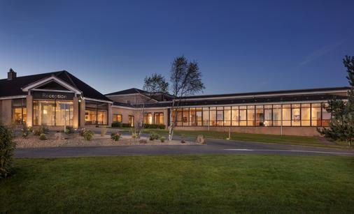 DoubleTree by Hilton Glasgow Westerwood Spa & Golf Resort - Glasgow - Gebäude