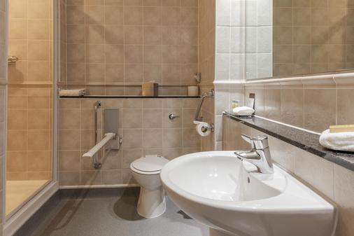 DoubleTree by Hilton Glasgow Westerwood Spa & Golf Resort - Glasgow - Bad