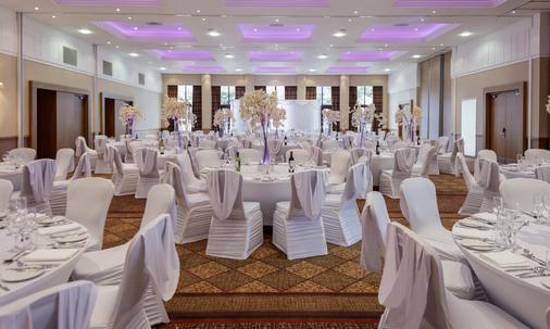 DoubleTree by Hilton Glasgow Westerwood Spa & Golf Resort - Glasgow - Bankettsaal