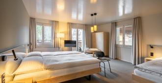 Hotel Alpenruhe - Vintage Design Hotel - Lauterbrunnen - Bedroom