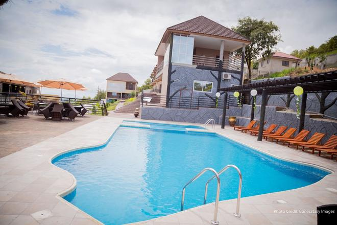 Volta Serene Hotel - Ho - Ho - Pool