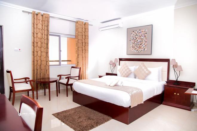 Volta Serene Hotel - Ho - Ho - Bedroom