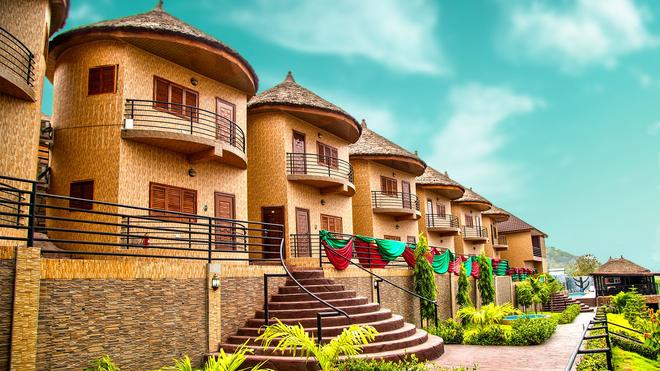 Volta Serene Hotel - Ho - Ho - Building