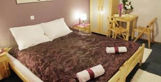 Dragon Aparthostel Senatorska - Krakova - Makuuhuone