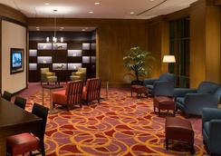 Chicago Marriott at Medical District/UIC - Chicago - Lounge