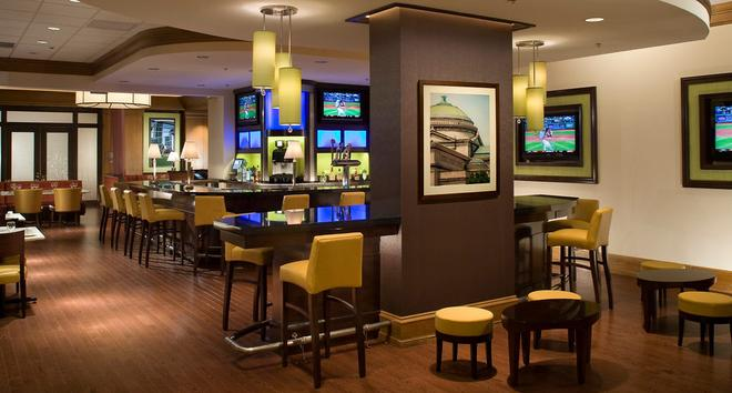 Chicago Marriott at Medical District/UIC - Chicago - Bar