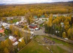 Swiss Alaska Inn - Talkeetna - Außenansicht