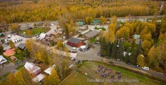 Swiss Alaska Inn - Talkeetna - Vista del exterior