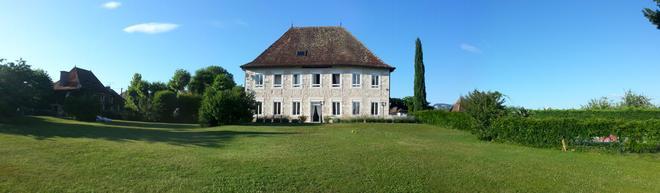 Domaine du Manoir - Les Avenières-Veyrins-Thuellin - Building