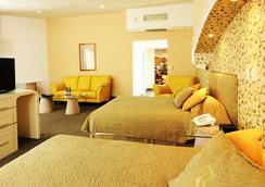Hotel Baruk Teleferico y Mina - Zacatecas - Κρεβατοκάμαρα