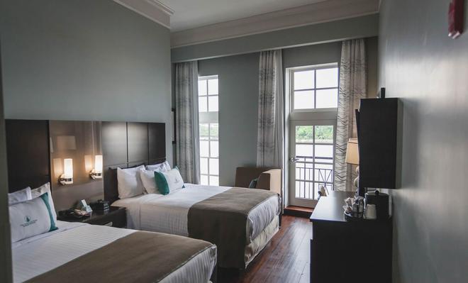 Cotton Sail Hotel Savannah, Tapestry Collection by Hilton - Savannah - Bedroom