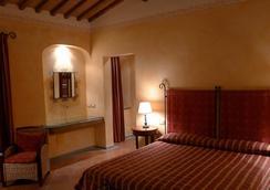 Relais Villa Tavolese - Certaldo - Schlafzimmer