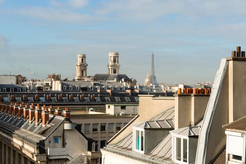 Hôtel Le Petit Belloy Saint-Germain - Παρίσι - Θέα στην ύπαιθρο