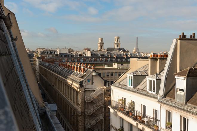 快樂文化小貝洛伊聖杰緬酒店 - 巴黎 - 巴黎 - 室外景