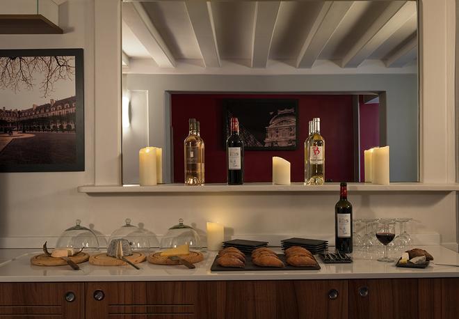 My Hotel In France Le Marais - Pariisi - Ravintola