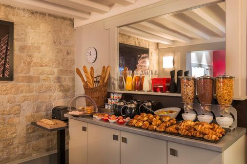My Hotel In France Le Marais - Παρίσι - Μπουφές