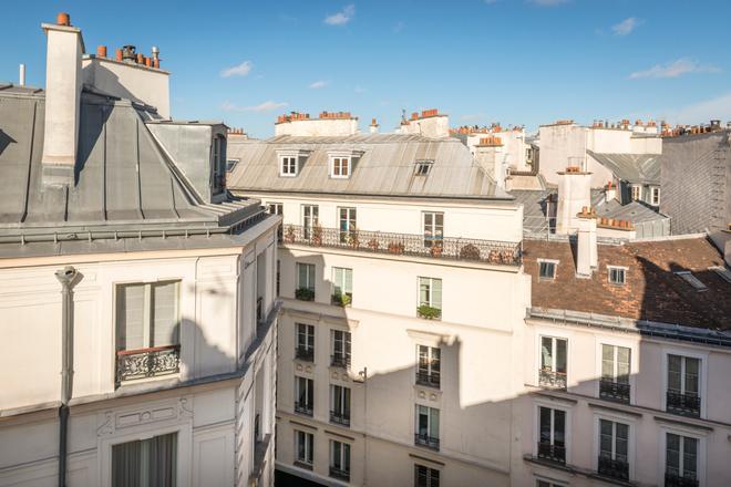 My Hotel In France Le Marais - Pariisi - Näkymät ulkona