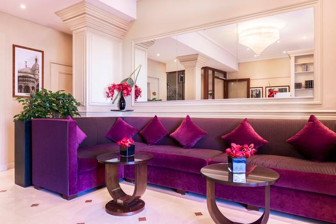 Hôtel Champs Elysees Friedland - Paris - Living room