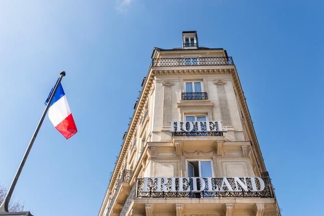 Hôtel Champs Elysees Friedland - Paris - Building