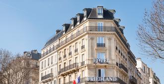 Hôtel Champs Elysees Friedland - Παρίσι - Κτίριο