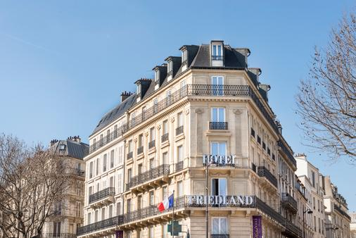 Hôtel Champs Elysees Friedland - Paris - Building