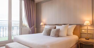 快樂文化伊托埃聖拓諾埃酒店 - 巴黎 - 巴黎 - 臥室