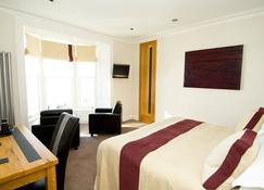 Gwesty Cymru Hotel & Restaurant - Aberystwyth - Camera da letto