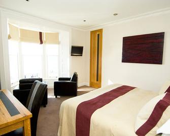 Gwesty Cymru Luxury Guest House and Cafe Bar - Aberystwyth - Bedroom