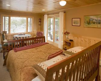 Kiwassa Lake Bed & Breakfast - Saranac Lake - Bedroom