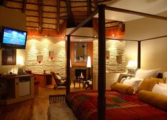 Maliba Lodge - Butha-Buthe - Bedroom