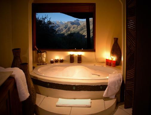 Maliba Lodge - Butha-Buthe - Bathroom