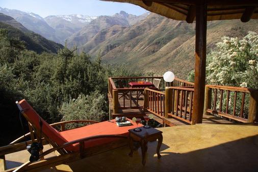 Maliba Lodge - Butha-Buthe - Balcony