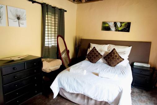 Maliba Lodge Riverside Hut - Butha-Buthe - Bedroom