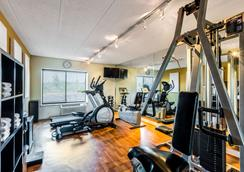 Comfort Inn Airport - Grand Rapids - Gym