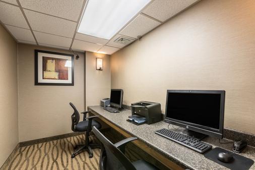 Comfort Inn Lansing - Lansing - Business centre