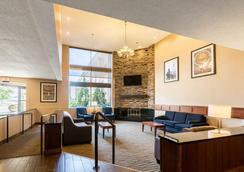 Comfort Inn Lansing - Lansing - Lobby