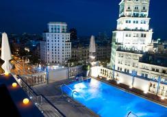 El Avenida Palace Hotel - Βαρκελώνη - Ρουφ