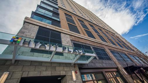 Hyatt Place Denver Downtown - Denver - Rakennus