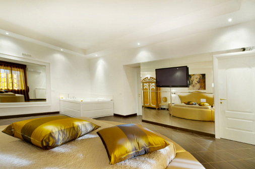 Hotel Il Quadrifoglio - Rome - Phòng ngủ