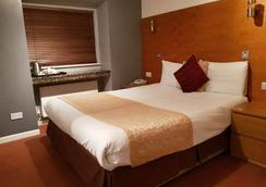 OYO Kingsley Hotel - Bournemouth - Phòng ngủ